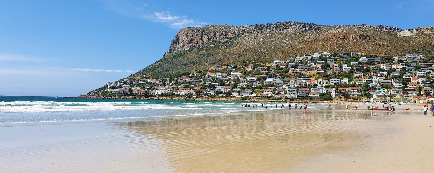 Book a Self-Catering Apartment in False Bay, Cape Town
